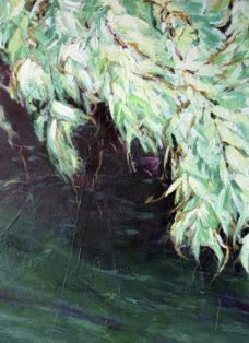 still looking II - acryl auf leinwand - 80 x 90 cm - 2015