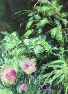 still looking III - acryl auf leinwand - 80 x 90 cm - 2015